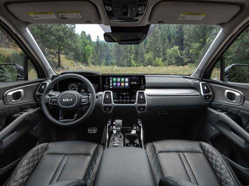 Kia Announces 2022 Sorento Pricing